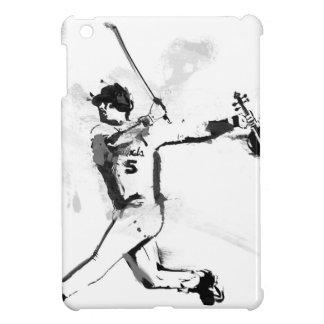Baseball Violinist iPad Mini Case