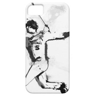 Baseball Violinist iPhone 5 Case