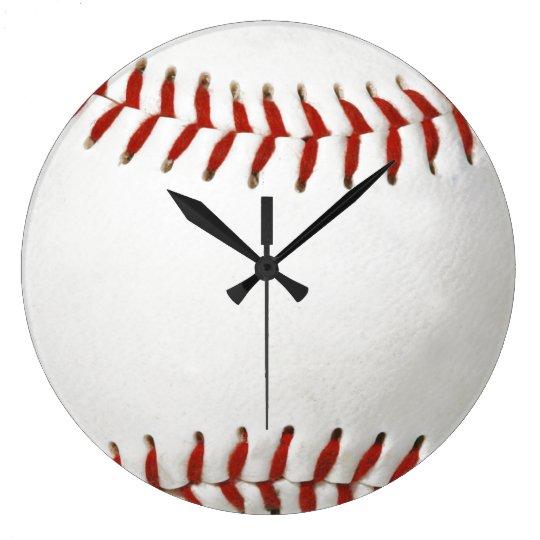 Baseball - Wall Clock
