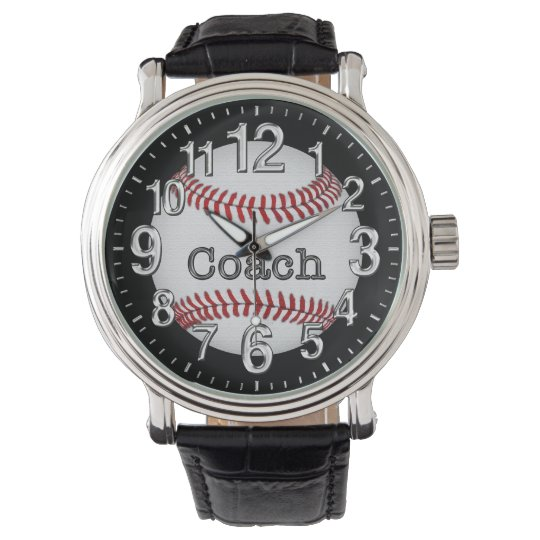 Baseball Watches for Coaches: Coach Gifts Under 50