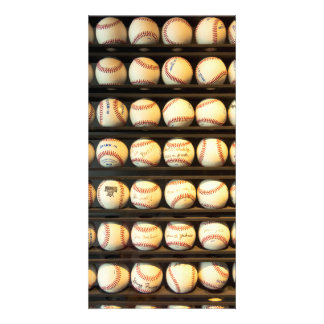 Baseball - You have got some balls there Photo Greeting Card