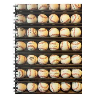 Baseball - You have got some balls there Spiral Notebooks