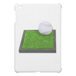BaseballOnGrass102111 Cover For The iPad Mini