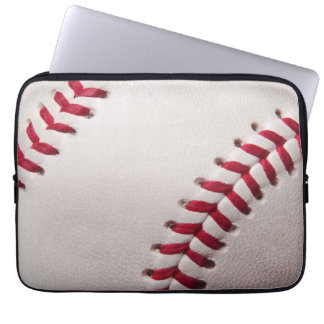 Baseballs - Customize Baseball Background Template Computer Sleeves