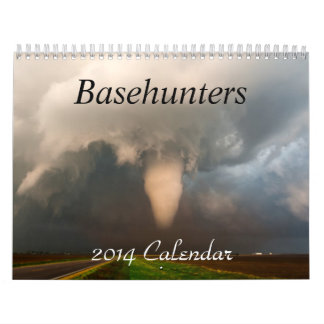 Basehunters chassant le calendrier 2014