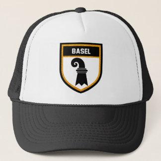Basel  Flag Trucker Hat
