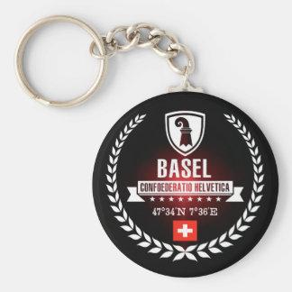 Basel Keychain