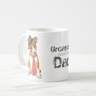 Basenji Dad Coffee Mug