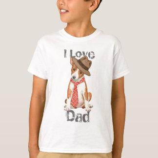 Basenji Dad T-Shirt