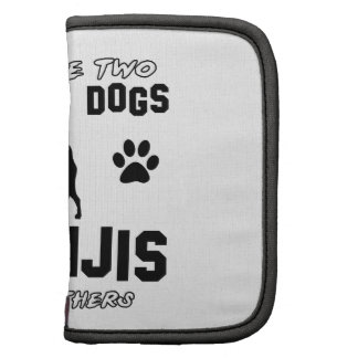 basenji dog designs organizer