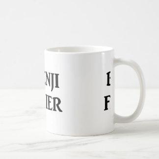 basenji fancier coffee mug