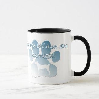 Basenji Granddog Mug