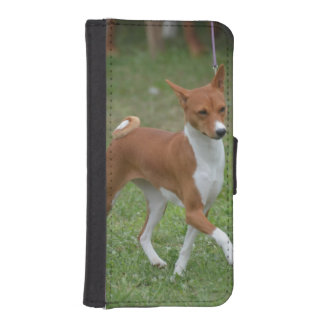 Basenji iPhone SE/5/5s Wallet Case