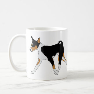 Basenji - Tri Colored - Mug