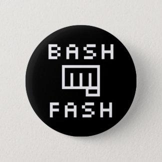 Bash Fash 2 Inch Round Button