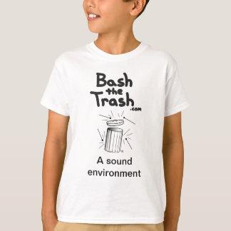 Bash the Trash kids T-Shirt