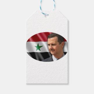 Bashar al-Assad بشار الاسد Gift Tags