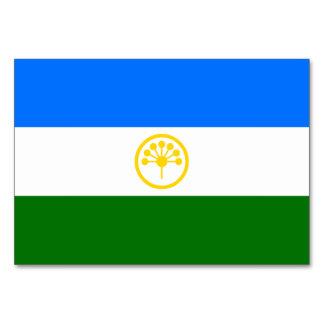 Bashkortostan Flag Card