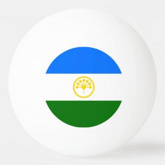 Bashkortostan Flag Ping Pong Ball