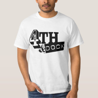 Basic 4th and Dock T-Shirt