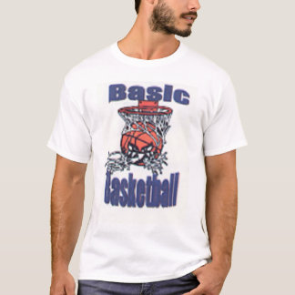 Basic Basketball T-Shirt