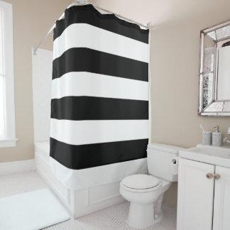 Basic Black and White Striped