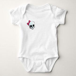 Basic Body skull Baby Bodysuit