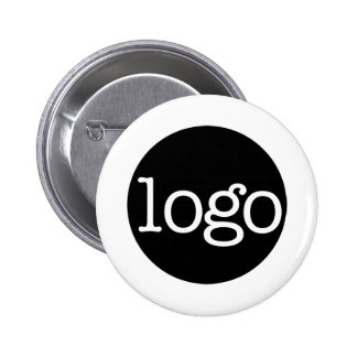 Basic Business Design for Logos 2 Inch Round Button