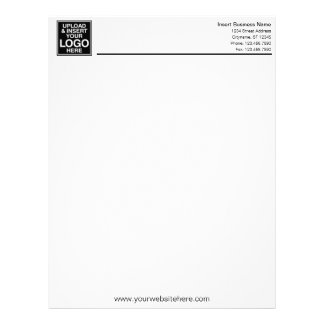 Basic Business Office Letterhead