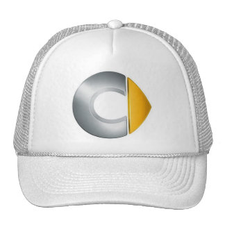 Basic cap Smart logo Trucker Hat