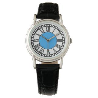Basic Centre Congregational Church Clock Watch