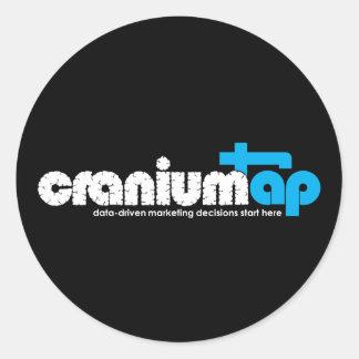 Basic CraniumTap Sticker