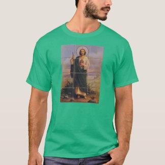 Basic Dark T-Shirt, Black SAN JUDAS T-Shirt