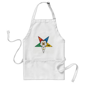 BASIC EASTERN STAR CHEF'S APRON