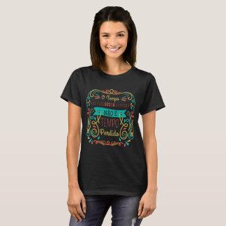 Basic Feminine t-shirt the Time that you like