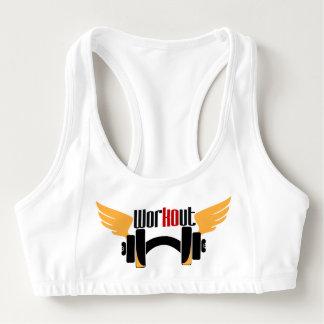 Basic feminine Workout Sports Bra