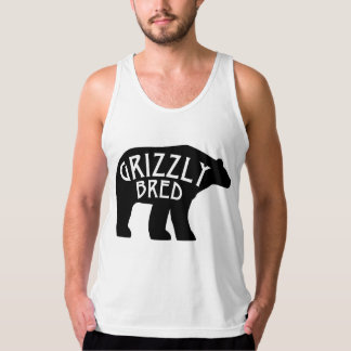 Basic Grizzly Tank Top