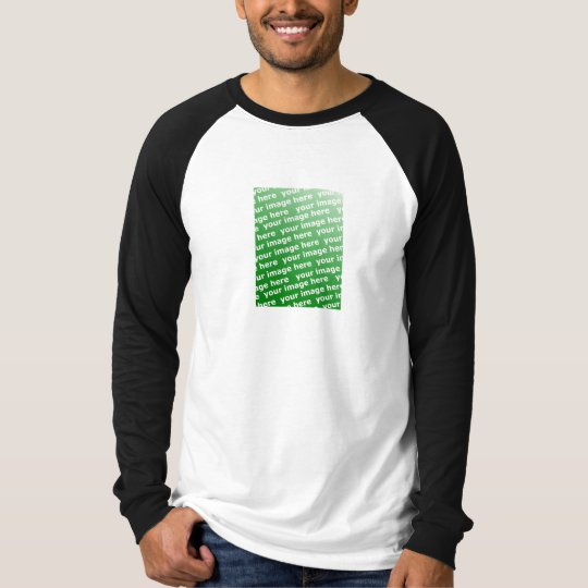 Basic Long Sleeve Raglan T-Shirt