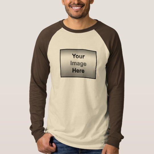 Basic Long Sleeve Raglan T-Shirt