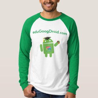 Basic Long Sleeve Shirt eduGoogDroid