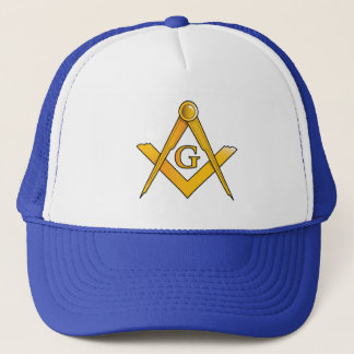 BASIC MASONIC BALL CAP
