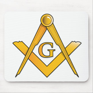 BASIC MASONIC MOUSEPAD