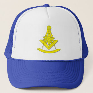 BASIC MASONIC PAST MASTER'S BALL CAP