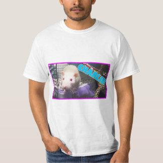 Basic men's T-shirt Charlie+Oscar print