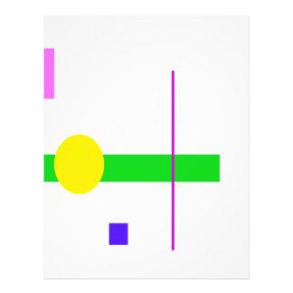 Basic Minimalism Flyer Design