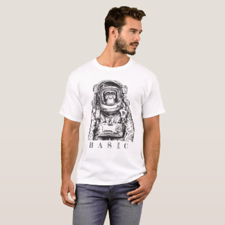 BASIC Monkey Men's Graphic T T-Shirt