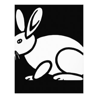 Basic Rabbit Letterhead