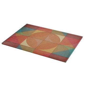 Basic shapes cutting board