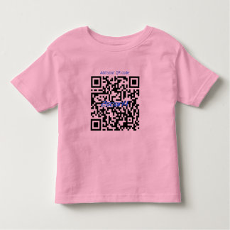 Basic Shirt with your QR code