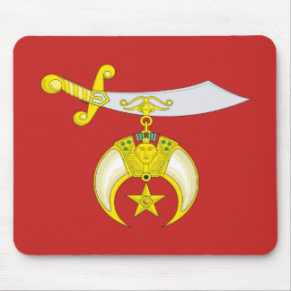BASIC SHRINER MOUSEPAD